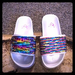 Other - New without tag sequins slip on size 13 girls